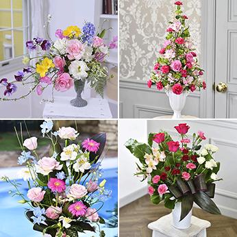 全ての人に楽しんでほしい、全ての花の魅力を伝えたい。幅広いデザインの中から選びぬかれた特別なフラワースタイルをお楽しみください。