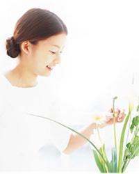 約4,600教室、約89,970名の生徒様にお花の素晴らしさをお届けしています。